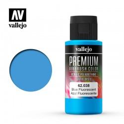 VAL62038 Bleu fluorescent