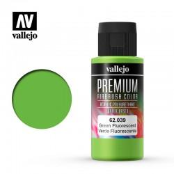 VAL62039 Vert fluorescent