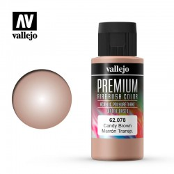 VAL62078 Brun transparent