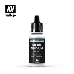 VAL70521 Moyen métallique