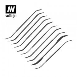 VALT03003 Ensemble de 10 fichiers courbes