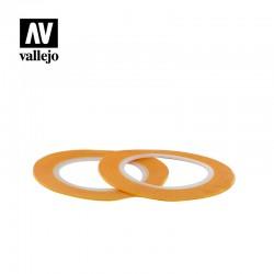 VALT07002 Ruban de masquage 1mmx18m