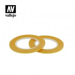 VALT07003 Ruban de masquage 2mmx18m