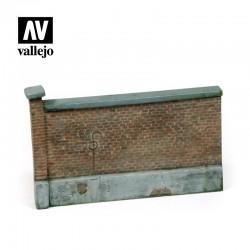 VALSC005 Mur de brique
