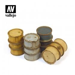 VALSC201 Bidons d'essence allemands