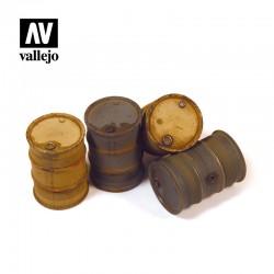 VALSC202 Bidons d'essence allemands