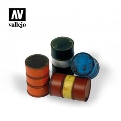 VALSC204 Bidons d'essence modernes