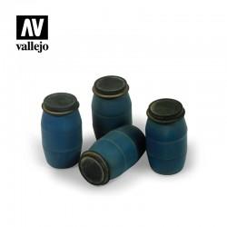 VALSC210 Tambours en plastique modernes