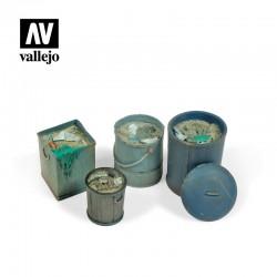 VALSC213 Poubelles