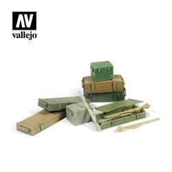 VALSC222 Panzerfaust 60 M ensemble