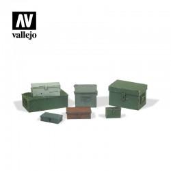VALSC223 Boites métalliques universelles