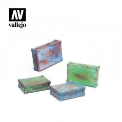 VALSC226 Porte-documents en métal