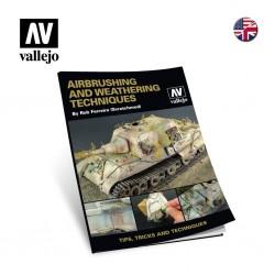 VAL75002 Techniques d'aérographie et de vieillissement