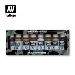VAL70123 Bois, cuir, pochoir, toile et boue (8)