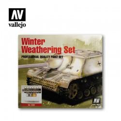 VAL72220 Ensemble de vieillissement d'hiver (9)