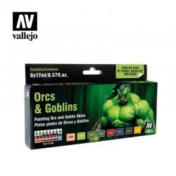 VAL72304 Orcs et Gobelins