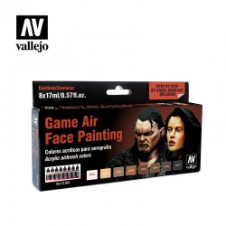 VAL72865 Jeu Air Face Painting