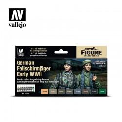 VAL70185 German Fallschirmjäger début de la seconde guerre mondiale