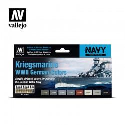 VAL71615 Kriegsmarine WWII Couleurs Allemandes (8)