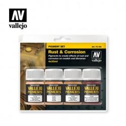 VAL73194 Rouille et corrosion