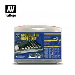 VAL71172 Model Air Basic Couleurs & Aérographe