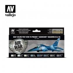 VAL71618 Les couleurs de l'USAF après la Seconde Guerre mondiale vont présenter