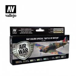 """VAL71144 Couleurs de la RAF """"Bataille d'Angleterre"""" (8)"""