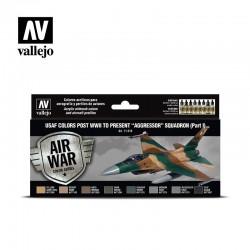 VAL71616 Les couleurs de l'US Air Force après la Seconde Guerre mondiale vont présenter