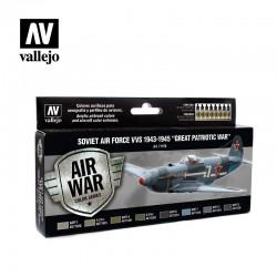VAL71198 Armée de l'air soviétique VVS 1943 à 1945 «Grande guerre patriotique» (8)