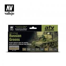 VAL71613 Les Verts russes (de 1928 à aujourd'hui) (8)