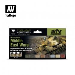 VAL71619 Guerres du Moyen-Orient (de 1967 à aujourd'hui) (8)