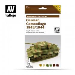 VAL78413 Couleurs d'armure de l'OTAN (6)