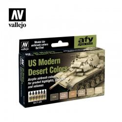 VAL71209 Couleurs du désert américain moderne (6)