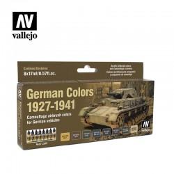 VAL71205 Couleurs allemandes 1927-1941 (8)