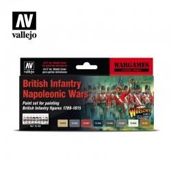 VAL70163 Infanterie Britannique Guerres Napoléoniennes (8)