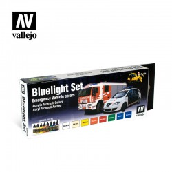 VAL71154 Ensemble Bluelight