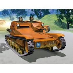 BR35007 CV L3/35 Tankette Serie II 1/35