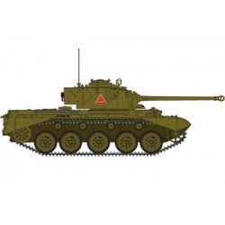 BR35010SP British Cruiser Tank A34 Comet 1/35