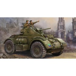 BR35011 BRONCO T17E1 Staghound Mk. I 1/35