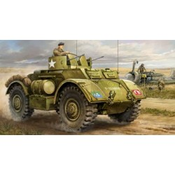 BR35026 BRONCO Staghound A.A.Armou.Car 1/35