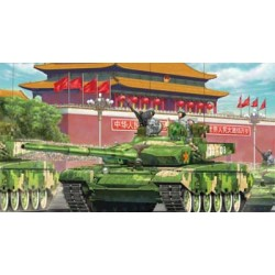 BR35040 BRONCO Chinese PLA ZTZ 99A1MBT 1/35