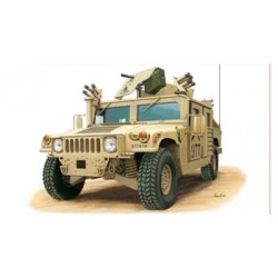 BR35080 BRONCO M1114 Up-Armored Veh. 1/35