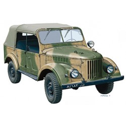 BR35093 BRONCO GAZ 69(A) 4x4Pers Truck 1/35