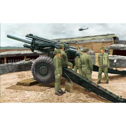 BR35102 BRONCO US 155mm Howitzer M114A11/35