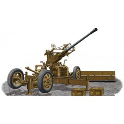 BR35111 OQF 40mm Bofors Anti-airc.Gun 1/35