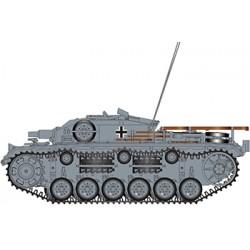BR35119 Sturmgeschütz III E Sd.Kfz.142 1/35