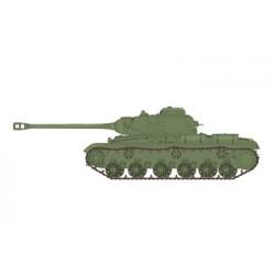 BR35122 WWII Russian Heavy Tank KV122 1/35