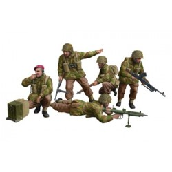BR35131 British Paratr.in Combat Set B 1/35
