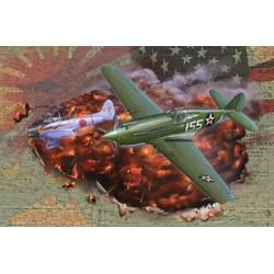 BR4008 Curtis P-40C Tomahawk (US Army Air Force) Pearl Harbor et autres théâtres