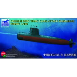 BR5012 BRONCO Chinese Sung Submarine 1/35